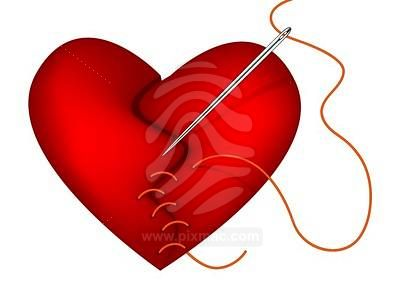 clip art heart. but others will leave you